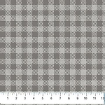 Mountain Lodge Flannel F20572 91 Check Grey, Northcott