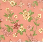 Nature's Chorus Mini Eden Rose 35102-12, April Cornell by Moda