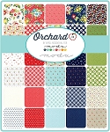 Orchard Jelly Roll, April Rosenthal by Moda