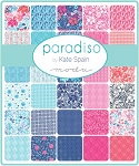 Paradiso Charm Pack, Kate Spain by Moda