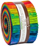 Patina Handpaints Jelly Roll Strips, Kaufman