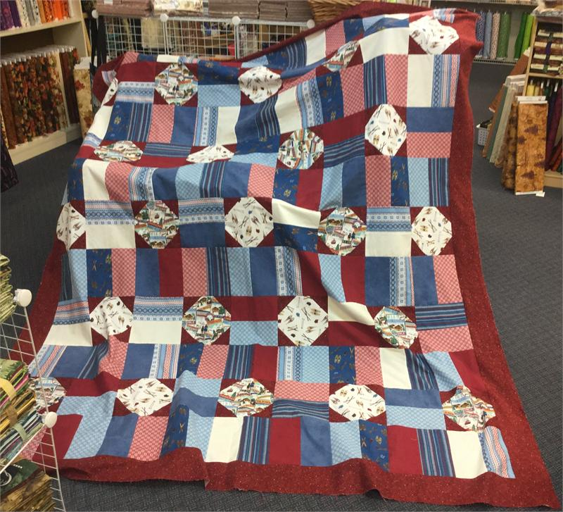 Flannel Quilt Kits