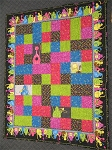 Phat Cat Baby Cakes Quilt Kit w/border print and panel