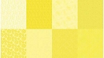 Spectrum Digital Fat Quarter Panel Q4481 124 Lemon, Hoffman