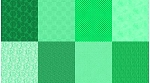 Spectrum Digital Fat Quarter Panel Q4481 31 Emerald, Hoffman