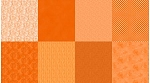 Spectrum Digital Fat Quarter Panel Q4481 628 Cadmium, Hoffman