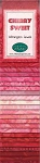 Jewels Batiks Cherry Jelly Roll Strips, Wilmington Prints