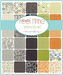 Reel Time Charm Pack, Zen Chic by Moda