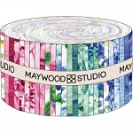 Rejuvenation Jelly Roll Strips, Maywood Studio