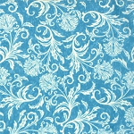 Moda Tend the Earth 19546 11 Bluebird Blue