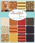 Thankful Jelly Roll, Deb Strain by Moda