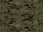 Realtree 10162 2 Green Leaves, Print Concepts