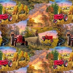 Farmall Country Living Tractor Scenic 10297X, Sykel