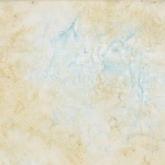 Hoffman Bali Batik Hand dyed Mottle 1384 33 Cream Smoothie