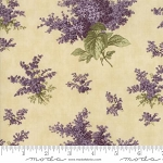 Lilac Ridge 2210 11 Cream Lilacs, Jan Patek by Moda