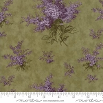 Lilac Ridge 2210 13 Green Lilacs, Jan Patek by Moda