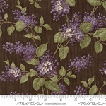 Lilac Ridge 2211 15 Earth Brown Lilac Bush, Jan Patek by Moda