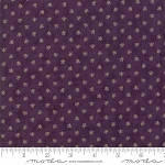 Lilac Ridge 2216 16 Purple Small Floral, Jan Patek by Moda