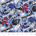All Star Hockey 22581 44 Lt Blue, Northcott