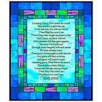 How Sweet The Sound Panel 27953 B Amazing Grace, Quilting Treasures