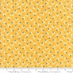 Pepper and Flax 29043 16 Floral Tulip Yellow, Corey Yoder by Moda