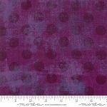 Grunge Hits the Spot 30149 53 Plum, Basic Grey by Moda