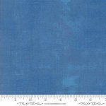 Grunge Basics New 30150 350 Delft, Basic Grey by Moda