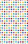 Gradients Digital 33368 11D Multi Dots, Moda