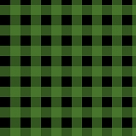 Cabin Welcome Flannel 36106 779 Buffalo Plaid Green Wilmington Prints