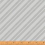 The Big Dig 42930 3 Tire Tracks Grey, Windham Fabrics