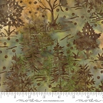 Bear Creek Batiks 4344 16 Forest Moda