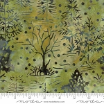 Bear Creek Batiks 4344 19 Moss Moda
