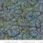 Splendor Batiks 4354 11 Leaf Trail Emerald, Holly Taylor by Moda
