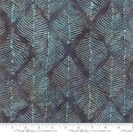 Splendor Batiks 4354 17 Beech Leaves Night, Holly Taylor by Moda