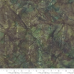 Splendor Batiks 4354 33 Beech Leaves, Holly Taylor by Moda