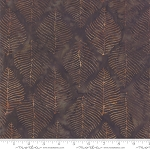 Splendor Batiks 4354 37 Beech Leaves Earth, Holly Taylor by Moda