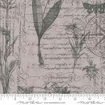 Quill 44150 12 Sketchbook Grey, 3 Sisters by Moda