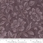 Quill 44156 26 Floral Damask Purple, 3 Sisters by Moda