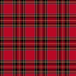 Dad Plaid Flannel 51867F 1 Red Patrick Windham Fabrics