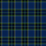 Dad Plaid Flannel 51867F 2 Blue Patrick Windham Fabrics
