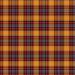 Dad Plaid Flannel 51868F 10 Gold Alexander Windham Fabrics