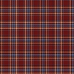 Dad Plaid Flannel 51868F 8 Cabernet Alexander Windham Fabrics
