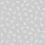Colette 52054 3 Grey Lattice Leaves Windham Fabrics