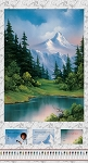 The Joy of Painting Bob Ross 5434 76 Scenic 24 Inch Digital Panel Studio E