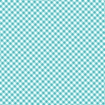 Quilt Camp 6603 11 Aqua Gingham, Henry Glass