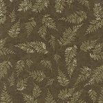 The Potting Shed 6624 14 Ferns Dark Moss, Holly Taylor by Moda