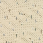 Town Square 6635 12 Small Tree Blue, Holly Taylor by Moda