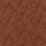 Country Road 6665 16 Terra Cotta Branches, Holly Taylor by Moda