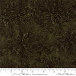 Forever Green 6691 25 Tonal Pine Poinsettia, Holly Taylor by Moda