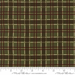 Forever Green 6694 15 Pine Plaid, Holly Taylor by Moda